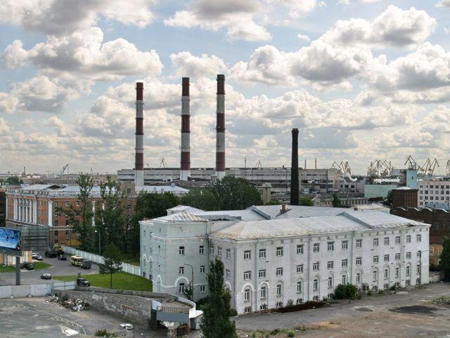 Василеостровская ТЭЦ