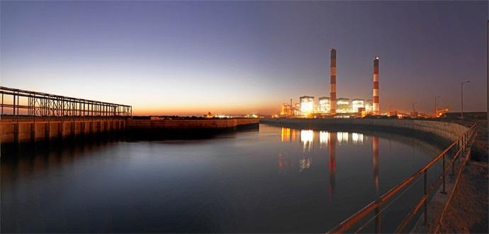 Угольная ТЭС Mundra в Индии