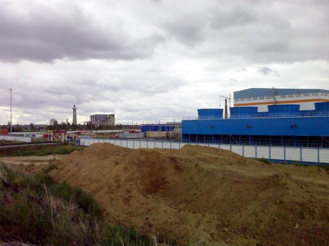 Курганская ТЭЦ-2