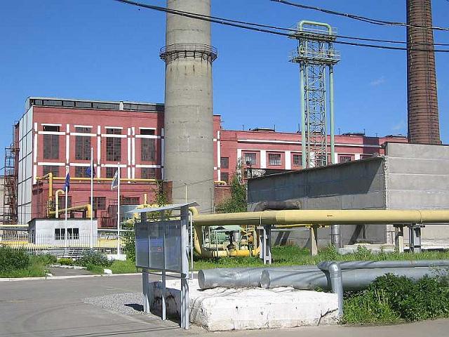 Вологодская ТЭЦ