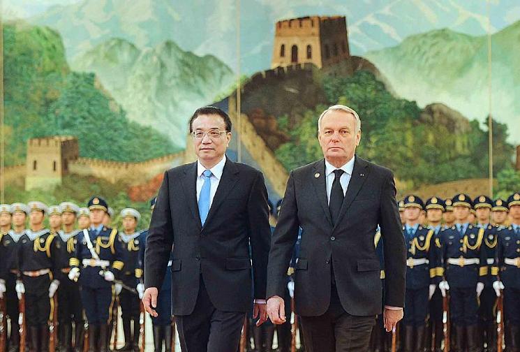 Франция и Китай