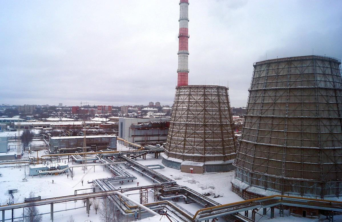Кировская ТЭЦ-4