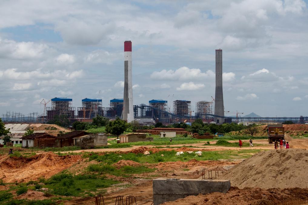 ТЭС в Индии Sasan