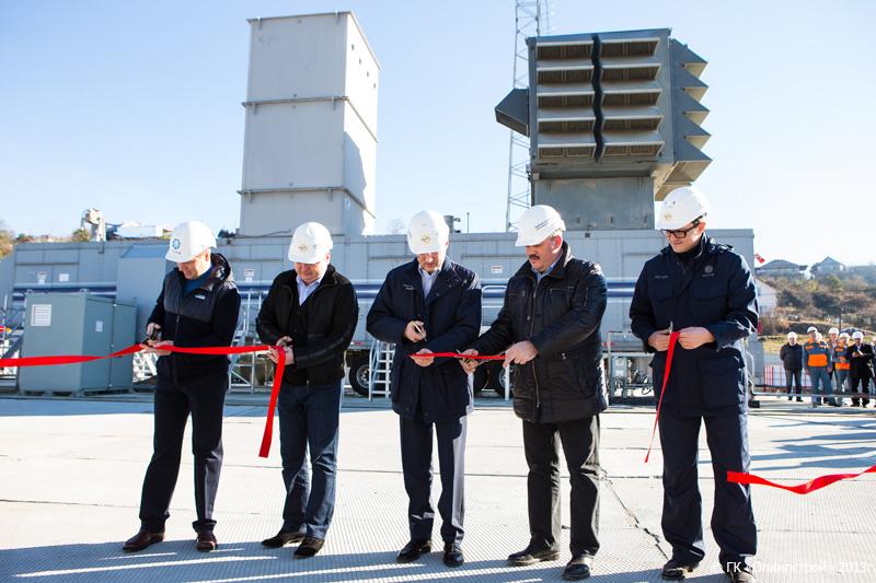 Мобильные газотурбинные электрические станции в Сочи