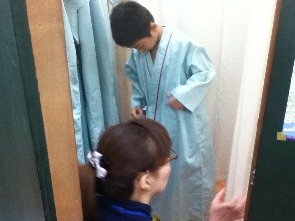 Дети Фукусимы. Часть 4. Тестирование