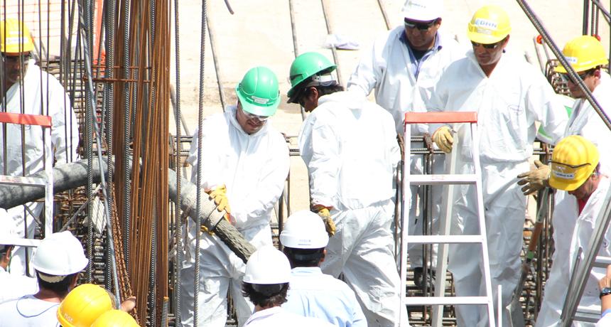 Начало строительства ядерного реактора Carem-25