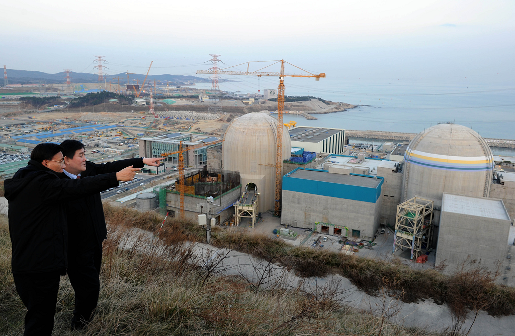 АЭС Shin Kori