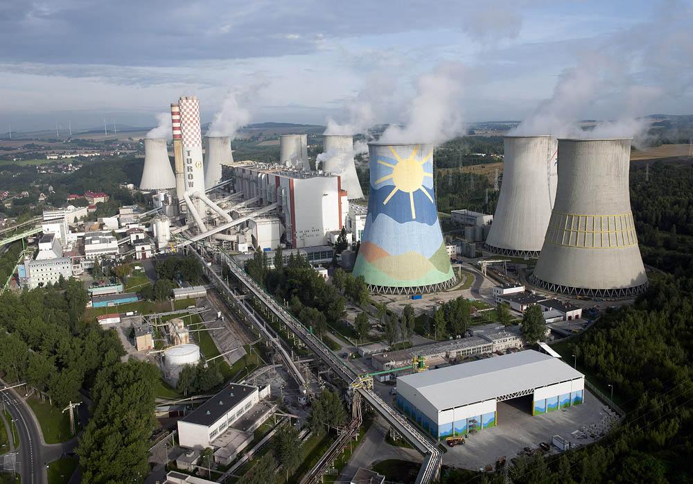 ТЭС  Turow в Польше