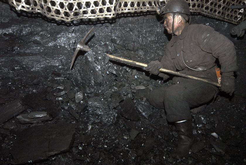 Потребление угля в Китае
