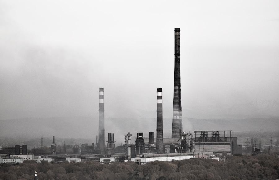 Центральная ТЭЦ в Новокузнецке