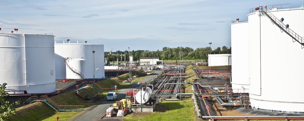 Газоперерабатывающий завод в Нигерии Ughelli East