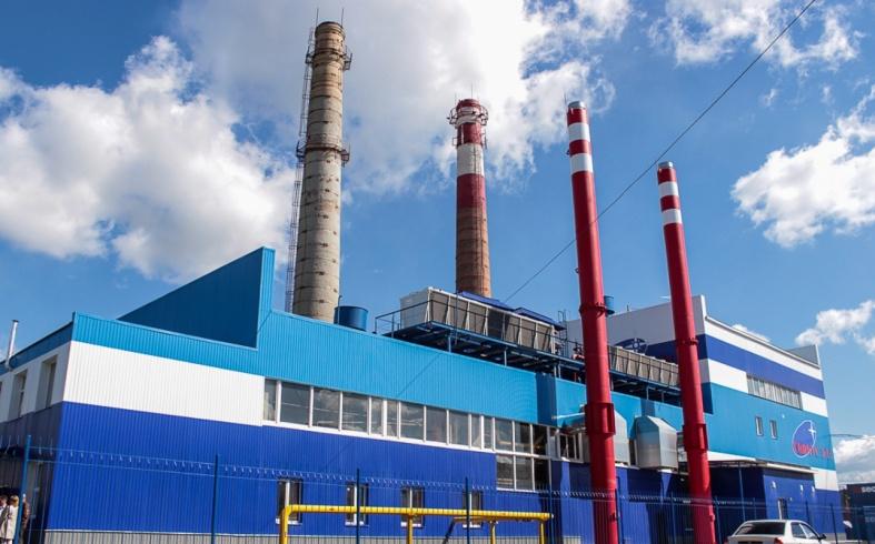 мини-ТЭС на Урале в городе Богданович