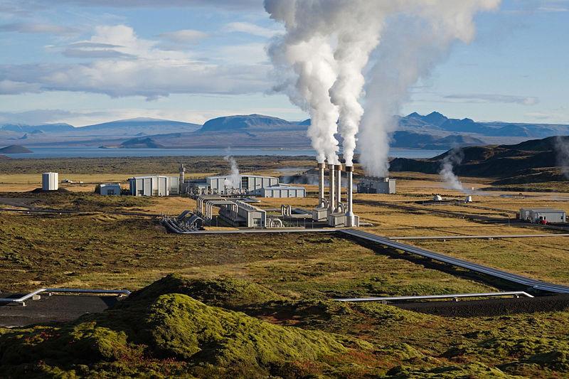 Геотермальная электростанция Cornia 2