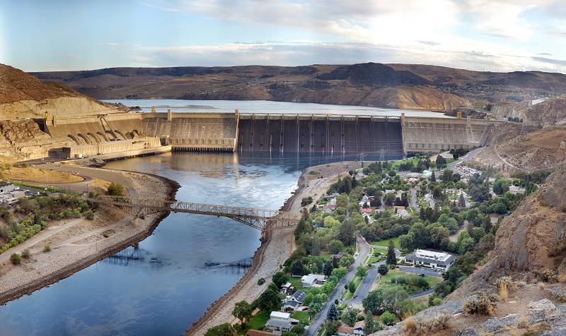 ГЭС в Иране