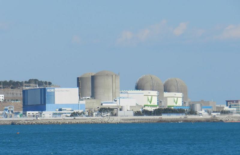 АЭС Kori в Южной Корее