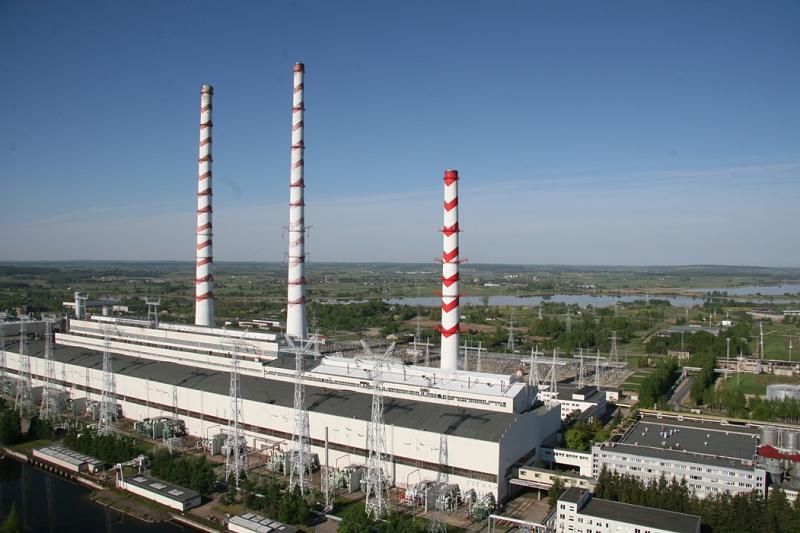 Литовская ТЭС Электренай