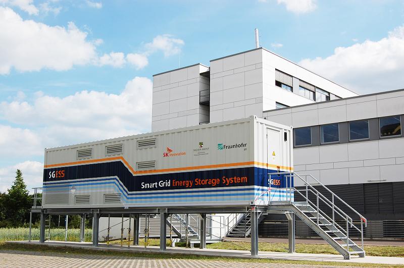 Smart Grid Energy Storage System
