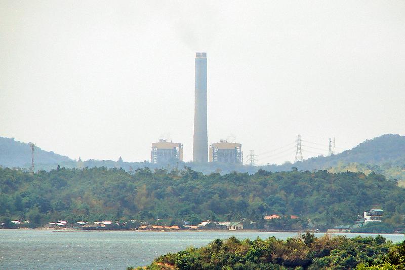 ТЭС Sual в Фелиппинах