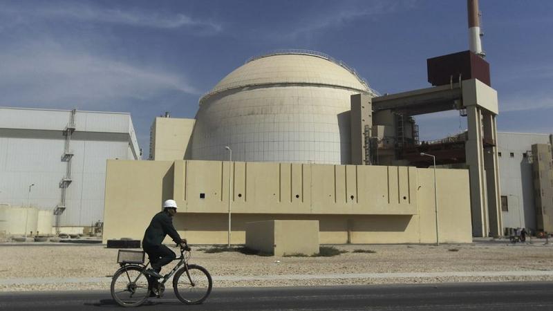 Строительство АЭС в Иране