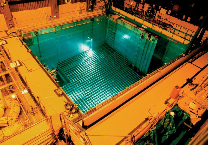 Отходы ядерного топлива