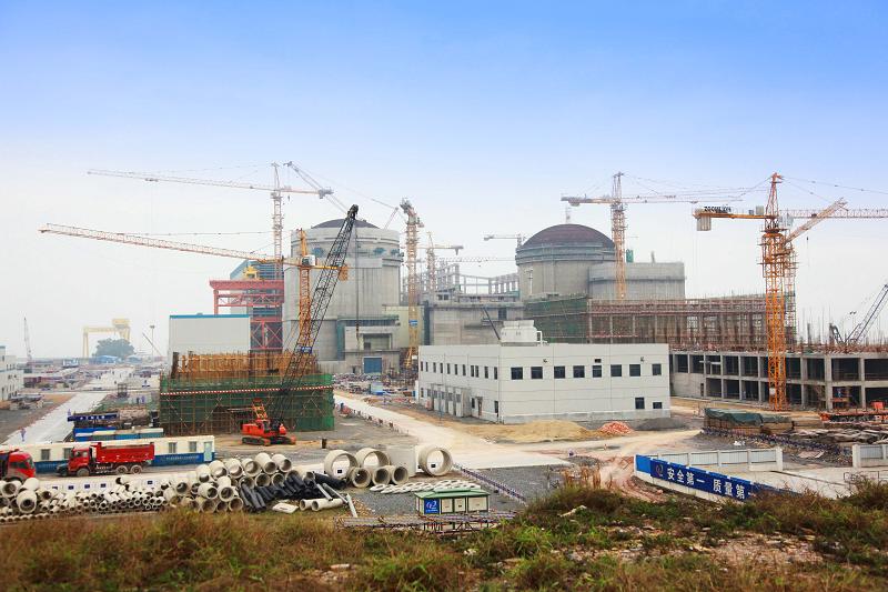 АЭС Тайшань в Китае