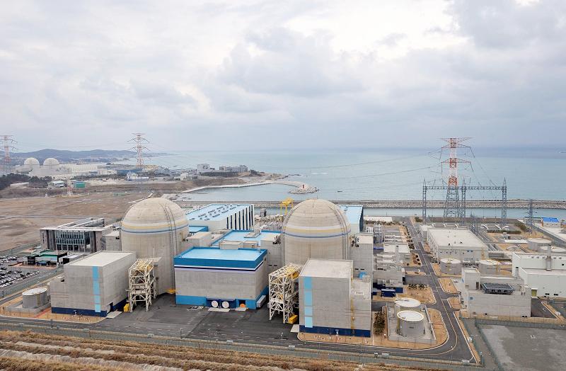 АЭС Гори в Южной Корее