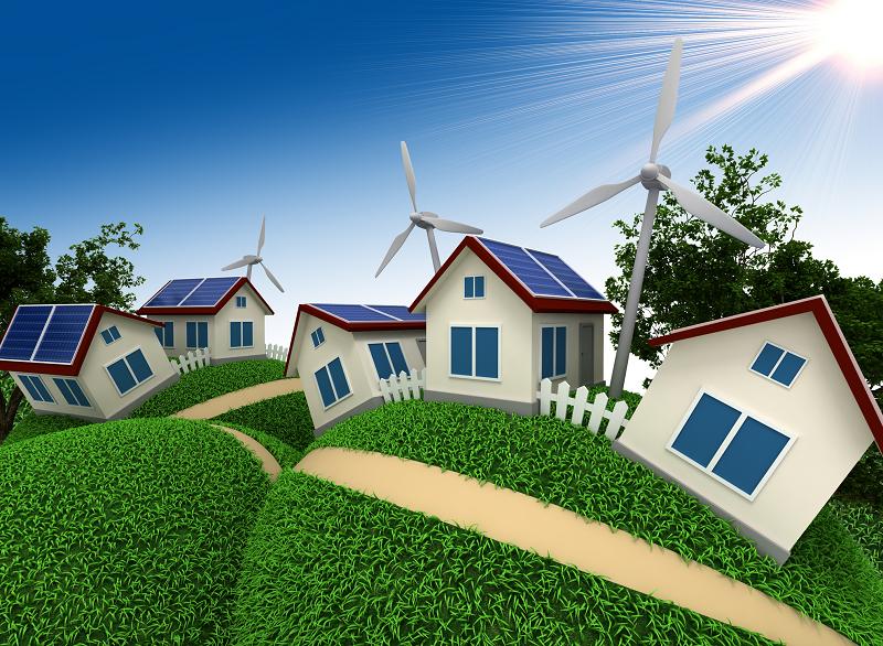 Ветряные турбины