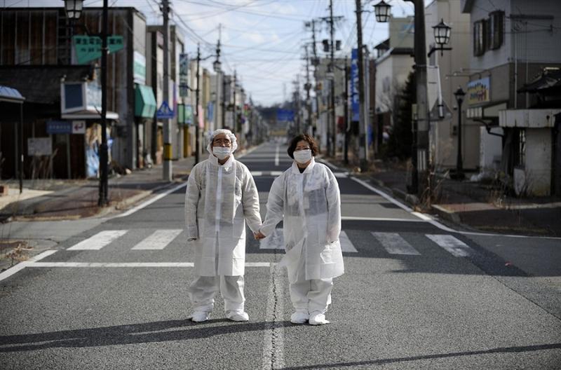 Беженцы префектуры Фукусима