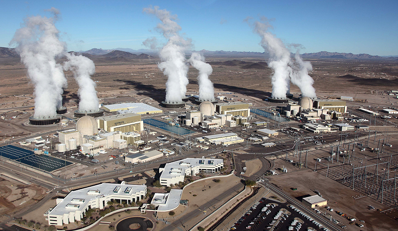 Атомная электростанция Пало-Верде в США