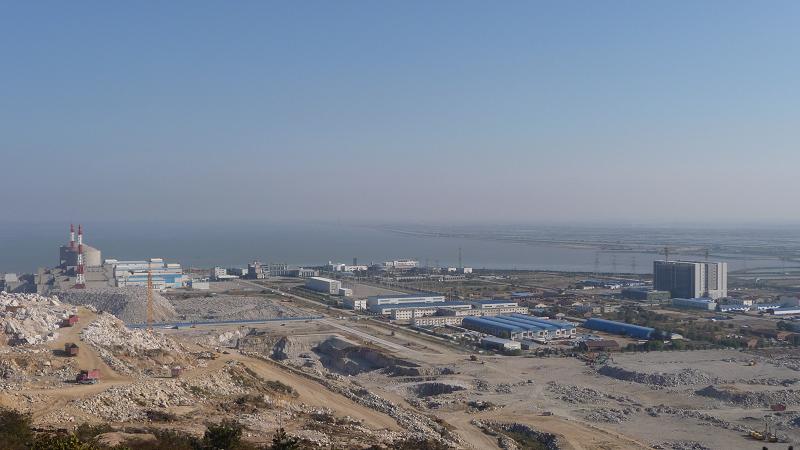 Тяньваньская АЭС в китайской провинции Цзянсу