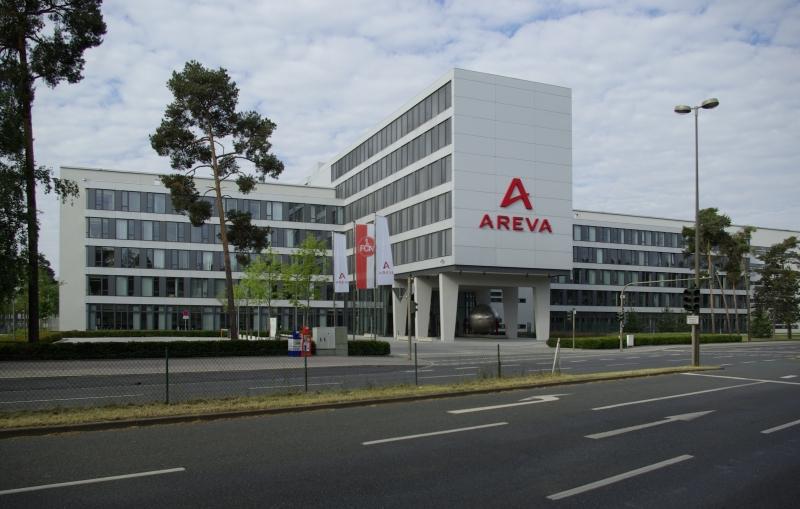 Французская ядерная энергетическая компания Areva