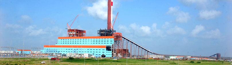 Индийская ТЭС Salaya I