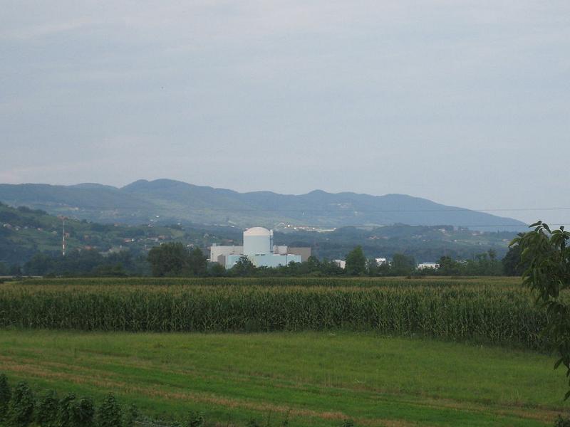 АЭС Кршко в Словении