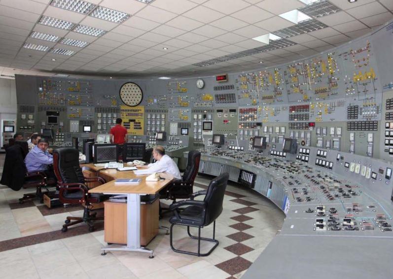БЩУ на Армянской АЭС