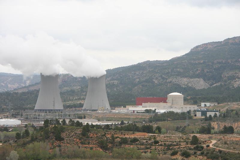 Испанская АЭС Cofrentes электрической мощностью 1100 МВт