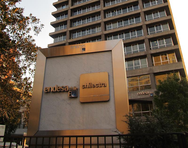 Чилийская энергетическая компания Endesa Chile
