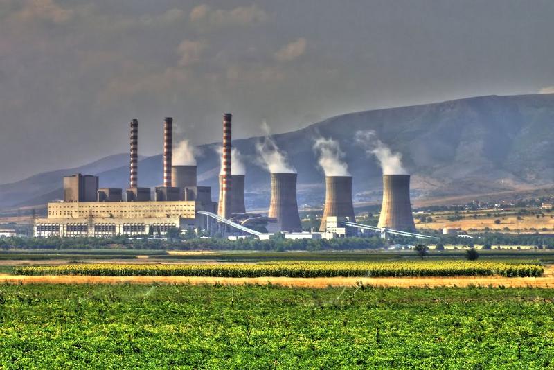 Угольная ТЭС Agios Dimitrios в Греции