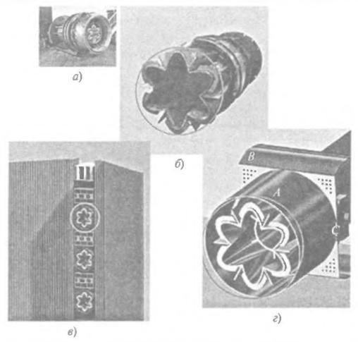 Горелки Opti-Flow конструкции фирмы Siemens