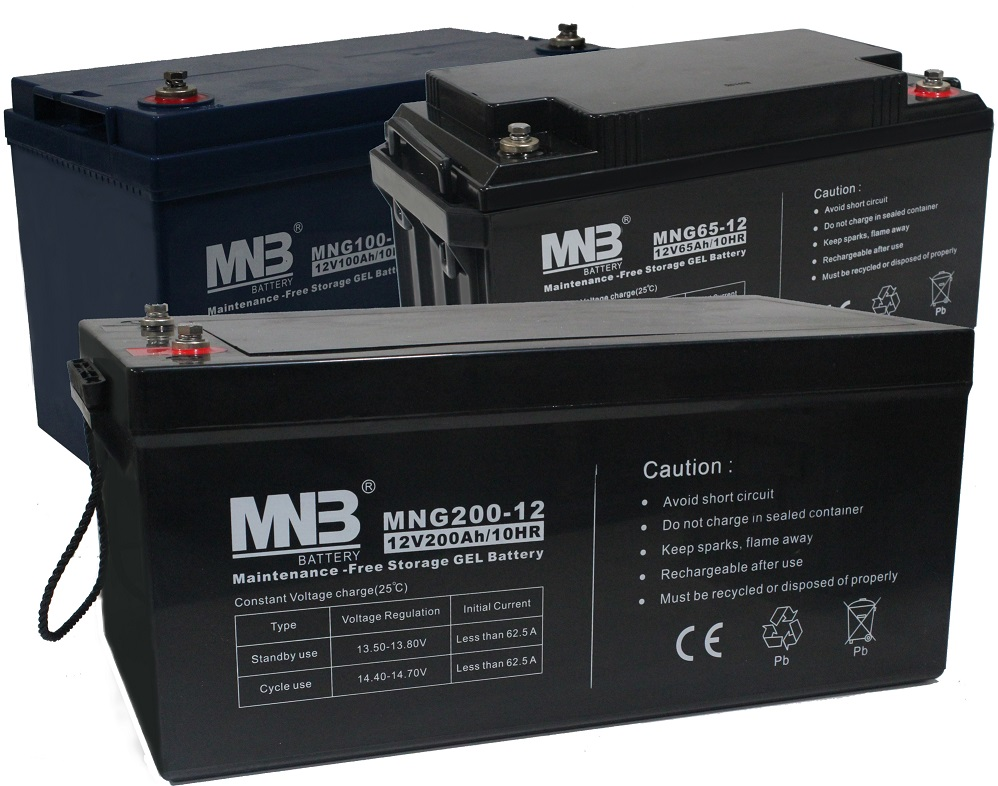 MNB Battery MNG200-12
