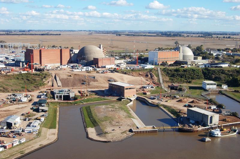 АЭС Атуча в Аргентине
