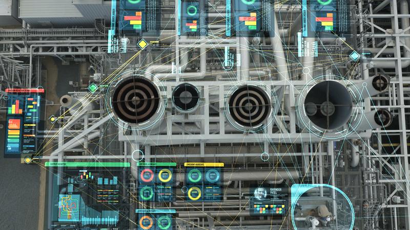 Технология модульно-цифровой электростанции Predix от GE