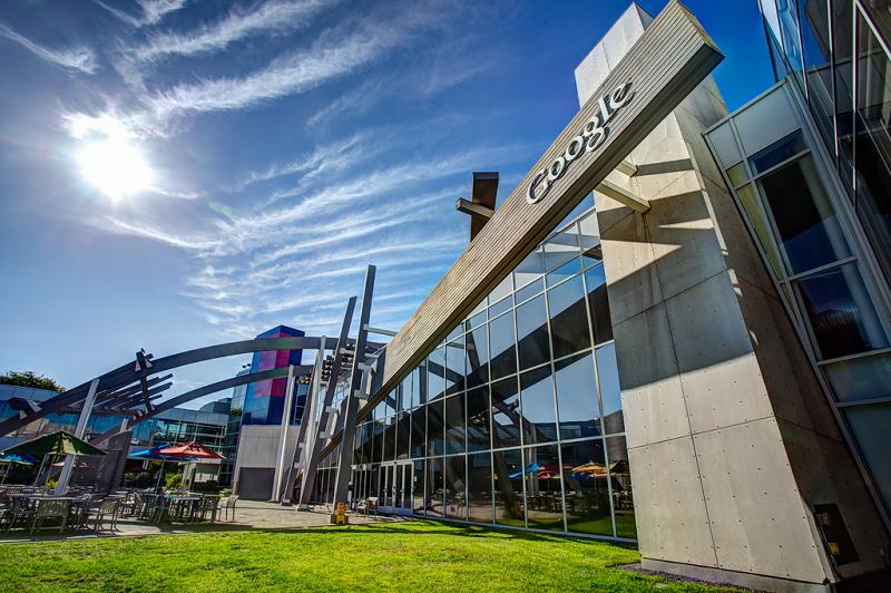 Главный офис Google
