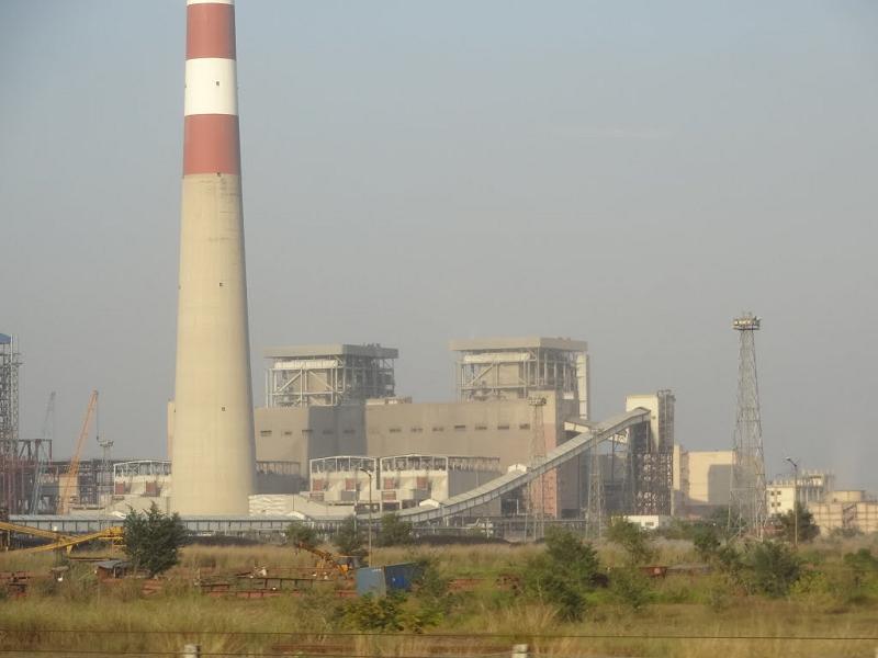 Индийская угольная ТЭС Sagardighi