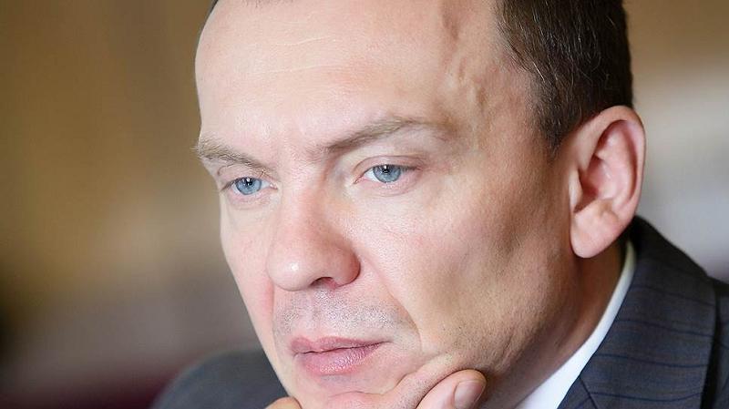 Михаил Кузнецов, генеральный директор СГК