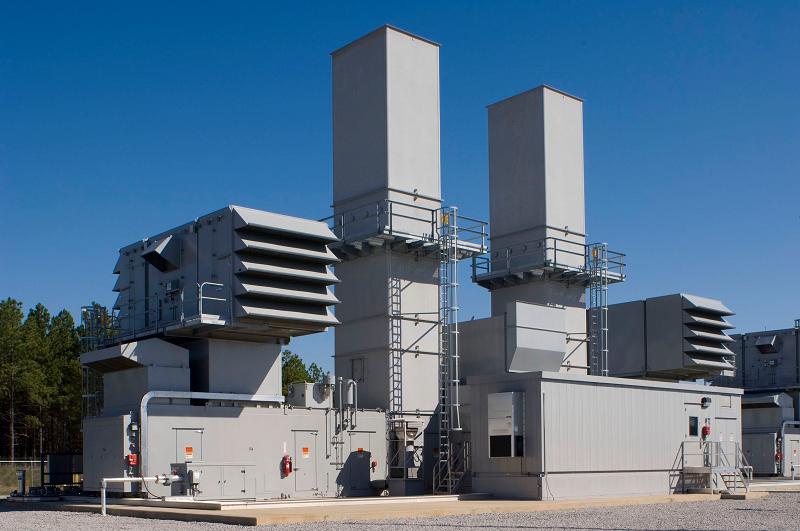 МГТЭС Mobile Pac, производства американской компании PW Power Systems, Inc.