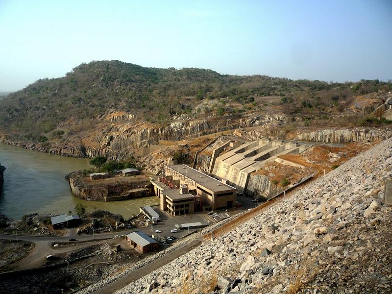 ГЭС Shiroro в Нигерии