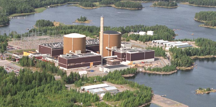 Финская АЭС Ловииса