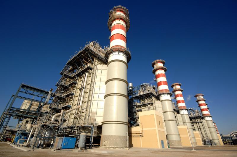 Тепловая электростанция Sohar-2 в Омане