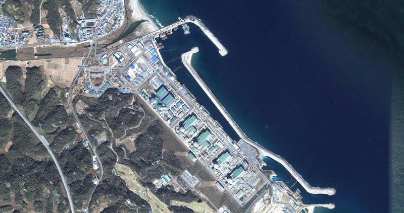 АЭС Хануль в Южной Корее