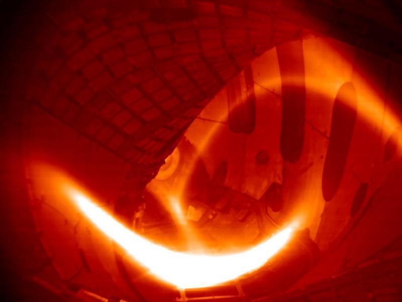 Первая водородная плазма полученная в Wendelstein 7-X